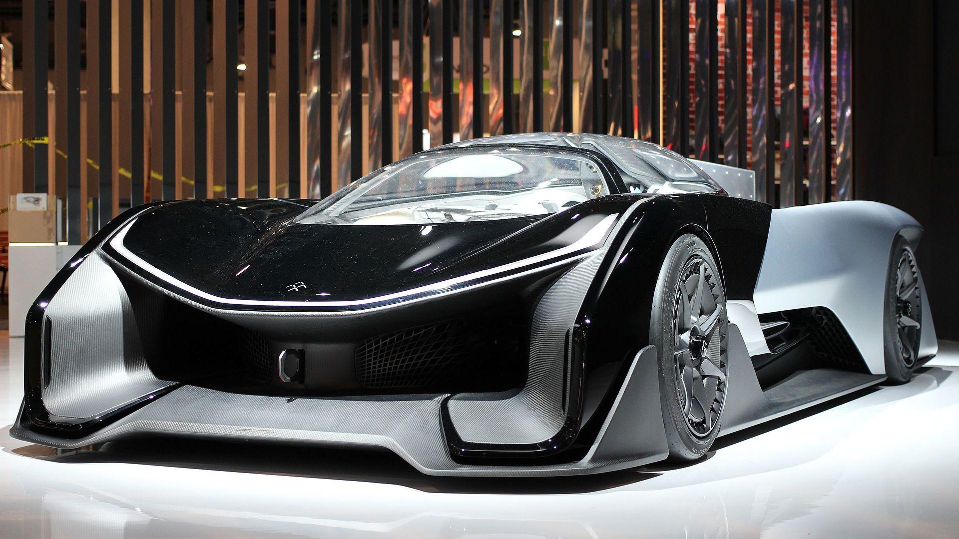 Faraday Future FFZERO1 Concept Prototype (24109531729) - Faraday ...
