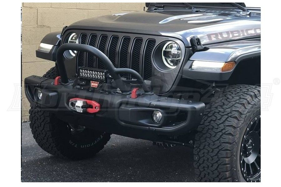 Jeep Jl Rubicon Maximus3 Stinger For The Rubicon Steel Bumper Jeep Rubicon 2018 2019 Jl1001sn Jeep Rubicon Jeep Jl Jeep Bumpers