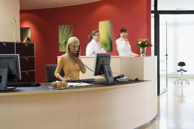 What to Know About Being a Medical Receptionist Medical - medical receptionist