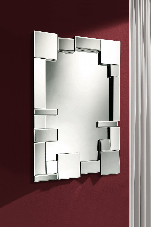 Espejos de cristal modernos quartos - Espejos modernos ...