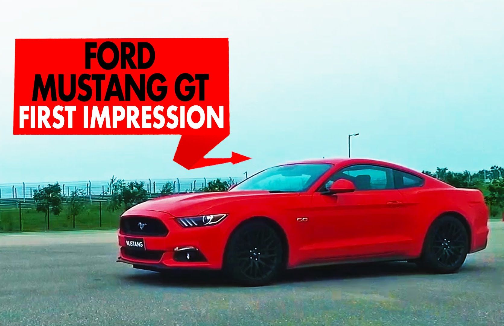 The Ford Mustang Gt Is An Icon A Car That Has Been The Machine