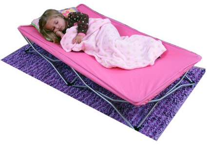 Keep The Kids Comfy Anywhere With A Terrific Savings From Walmart On Regalo Portable Toddler BedPortable
