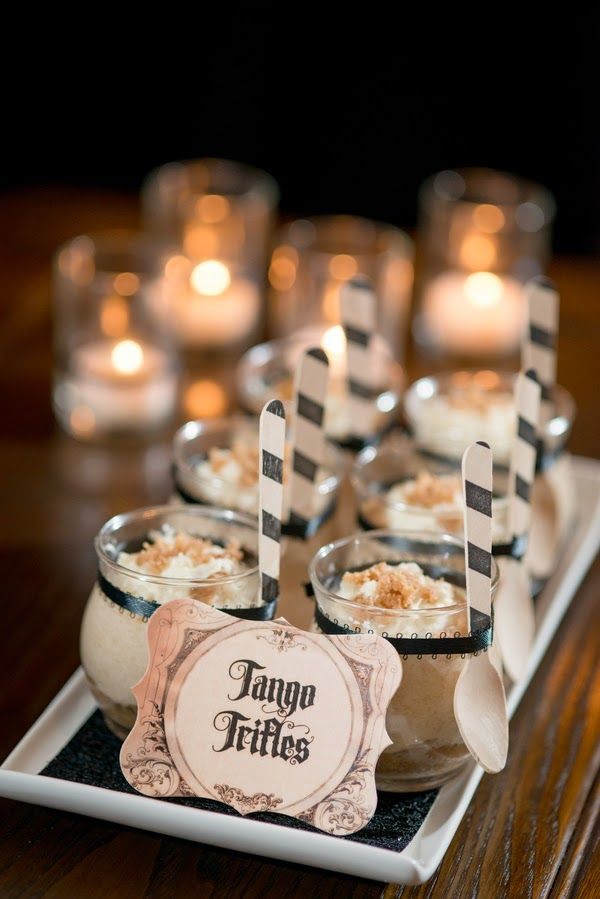 Sexy Addams Family themed, Halloween engagement party The Frosted - sexy halloween decorations
