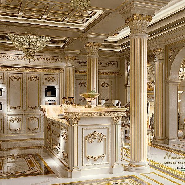 Royal Kitchen Design: ديكور ومنازل In 2019