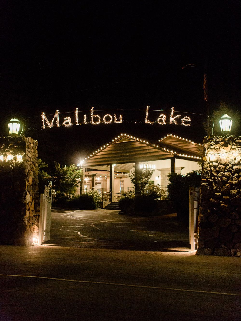 The Lodge at Malibou Lake Wedding Venue Where Malibu
