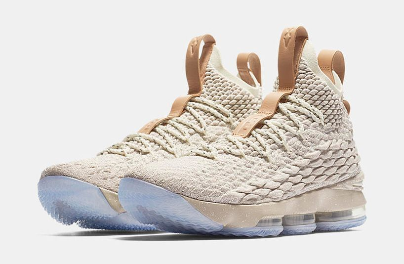 best cheap 96fbd 1c10c NIKE LEBRON 15: an inside look at lebron james' favorite ...