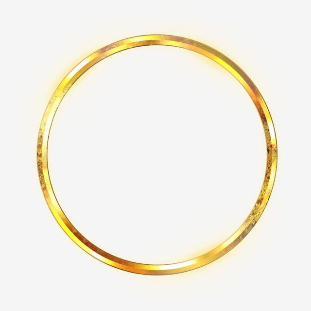 Zolotoe Kolco Zoloto Yarkij Svetloe Pyatno Png I Psd Fajl Png Dlya Besplatnoj Zagruzki Circle Clipart Golden Circle Circle Frames