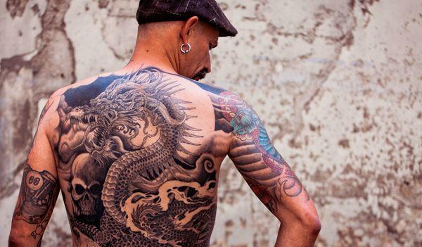 tatouage chinois motifs et symbolique du tatouage chinois tatouages pinterest. Black Bedroom Furniture Sets. Home Design Ideas