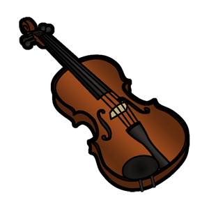 free violin clip art image png beginning band orchestra rh pinterest com violin clip art black and white violin clip art black and white