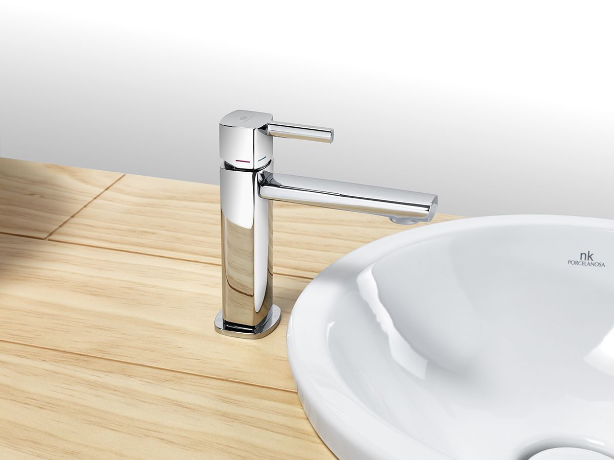 Lavabo Noken Porcelanosa.Nk Concept Sustainability And Design For The Bathroom With