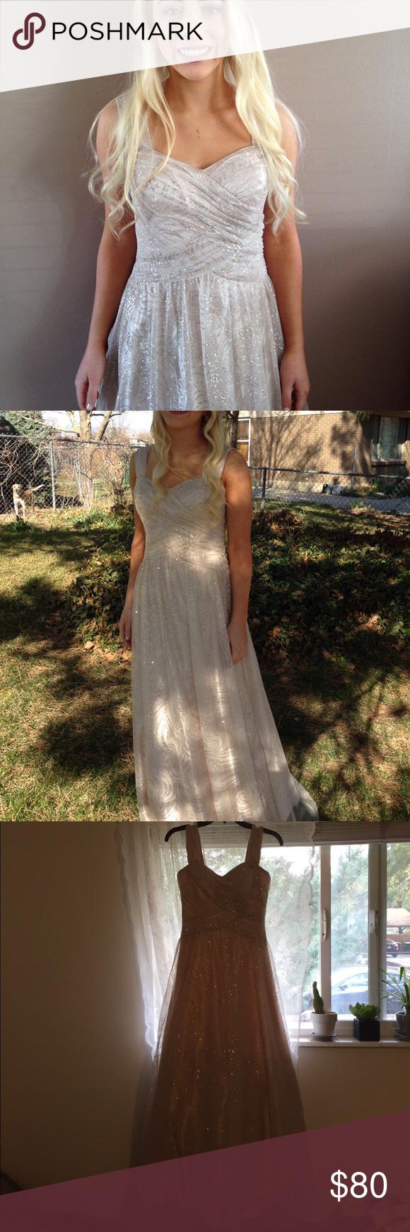 Light gold sparkle prom dress gold sparkle floor length dresses