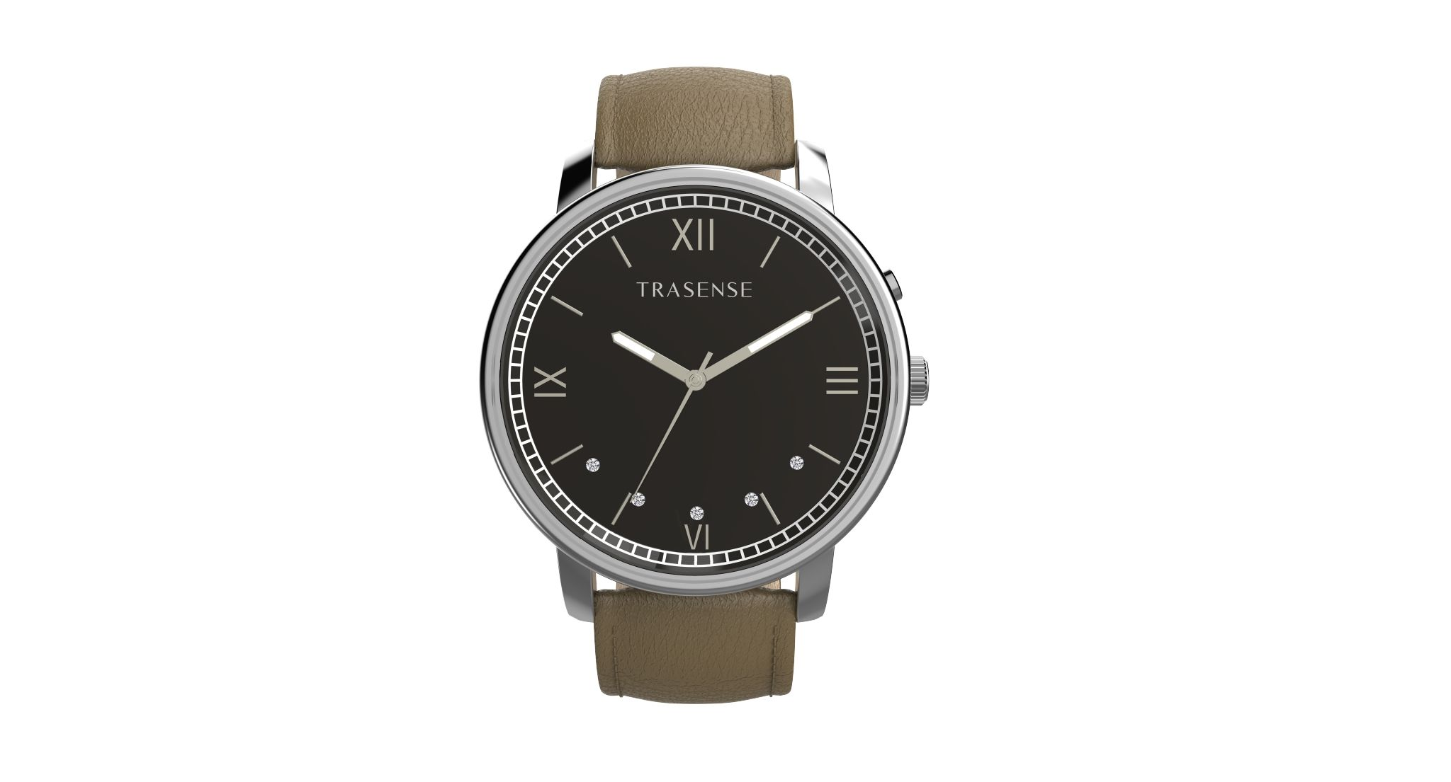 Trasense S03 NEW PRODUCT! Smart quartz watch especially design for women fashion. Do you want it? #Smartwatch