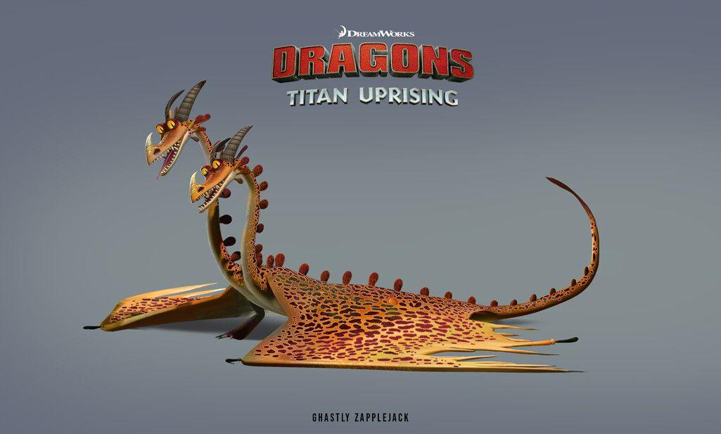 Ghastly zapplejack how to train dragon how to train