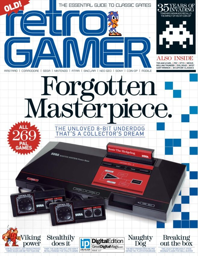 Retro Gamer Magazine - Buy, Subscribe, Download and Read Retro Gamer