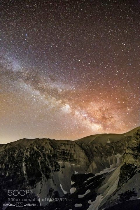 Lombardi's Method  La Via Lattea vista dal Bivacco Fusco (Parco Nazionale della Majella Abruzzo)  Camera: Canon EOS 6D Shutter Speed: 30sec ISO/Film: 6400  Image credit: http://ift.tt/29gWo6u Visit http://ift.tt/1qPHad3 and read how to see the #MilkyWay  #Galaxy #Stars #Nightscape #Astrophotography