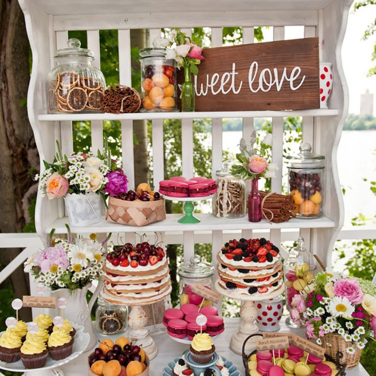 Bridal Shower Ideas Brunch Desert Tables Unique 10 Dessert