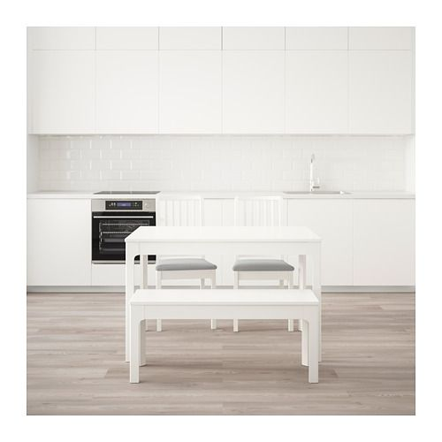 7d834a19ebf EKEDALEN   EKEDALEN Table with 2 chairs and bench - IKEA
