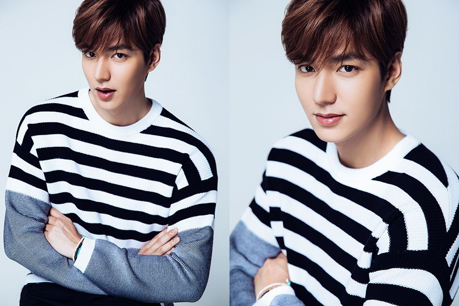 The Legend of the Blue Sea reveals first-ever dual role for Lee Min Ho