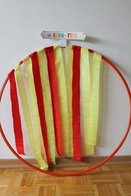 Geburtstagssause: Partyspiele, Zirkus-Futter und Dekoideen für 2-Jährige zur Zirkus-Party. #50thbirthdaypartydecorations