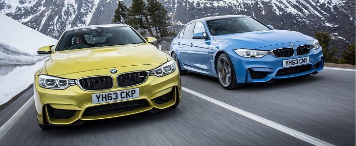 Future Bmw M Cars Will Turn To Hybrid Technology Will Be Faster