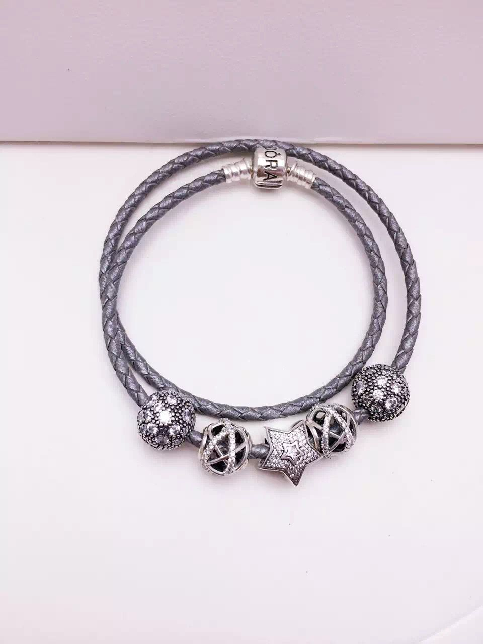 159 Pandora Charm Bracelet Hot Sku Cb01240 Ideas