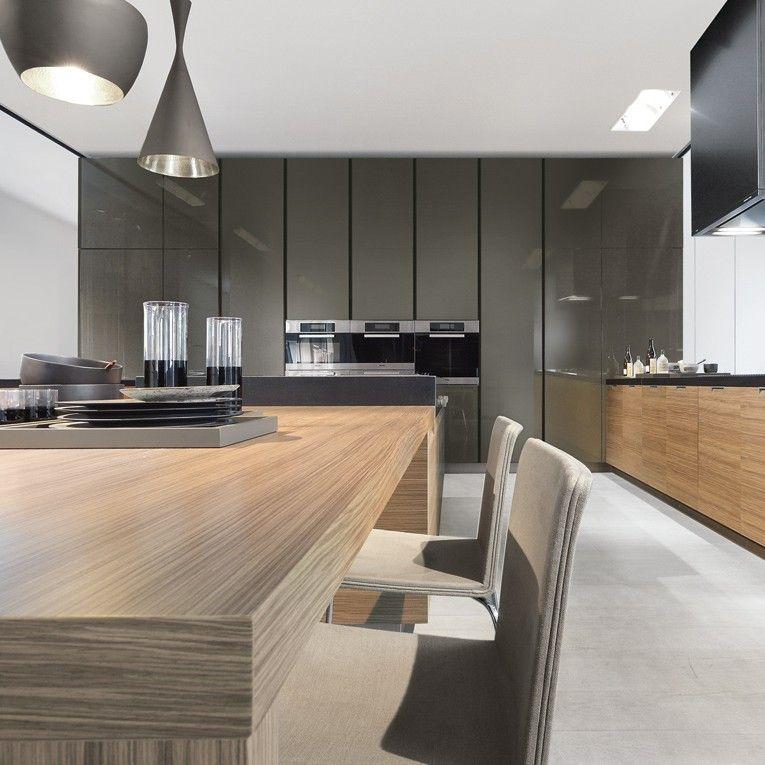 Poliform Minimal Due Richlin International Laminate Countertops Farmhouse Kitchen Countertops Cheap Kitchen Countertops