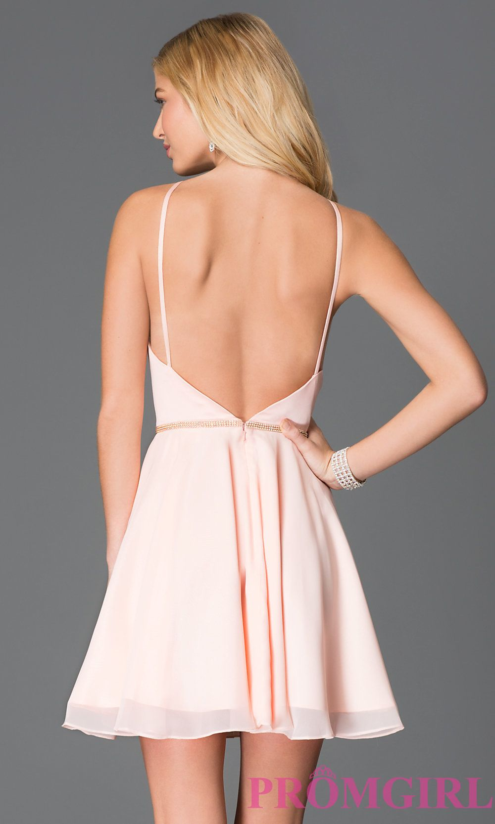 Online Get Cheap Backless Prom Dress Open Back Prom White | Adorable ...