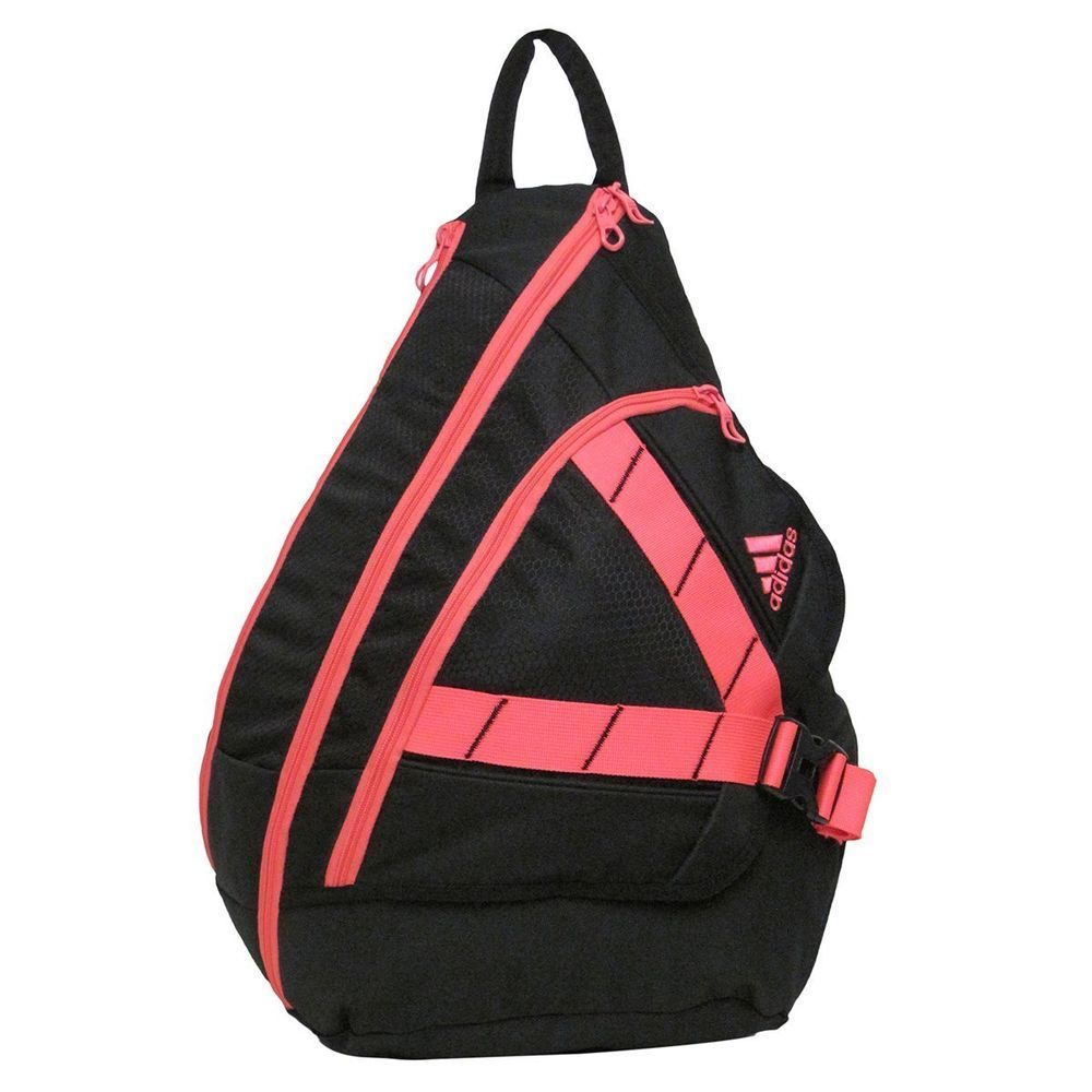 Sling bag on ebay - Agron Bags 5133722 Adidas Rydell Sling Backpack 20 X8 In Choose Sz Color