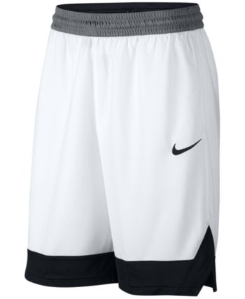 41b6ca6f0e7f Nike Men s Dri-fit Colorblocked Basketball Shorts - Black S in 2019 ...