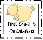 First Grade is Fantabulous