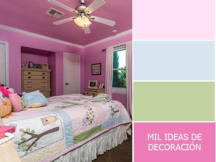 40 Magnificas Combinaciones De Colores Para Pintar El Dormitorio Paletas De Colores Para Dormitorio Colores Para Dormitorio Colores Para Habitaciones Juveniles