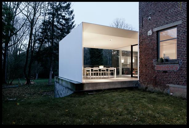 Overdekt terras betonvloer house pinterest verandas