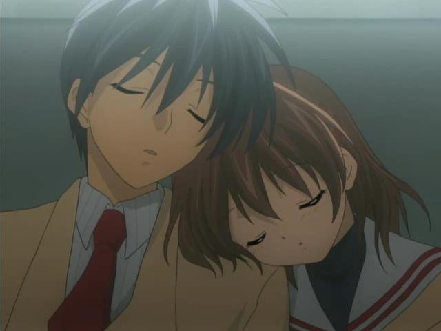 tomoya nagisa clannad anime