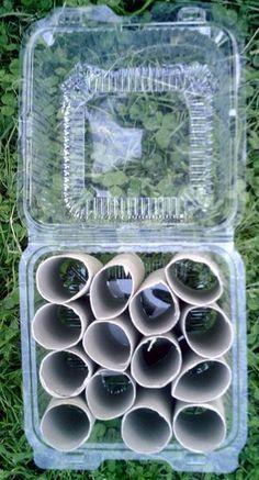 Une mini-serre pour les semis : Encore une idée bricolage à ...