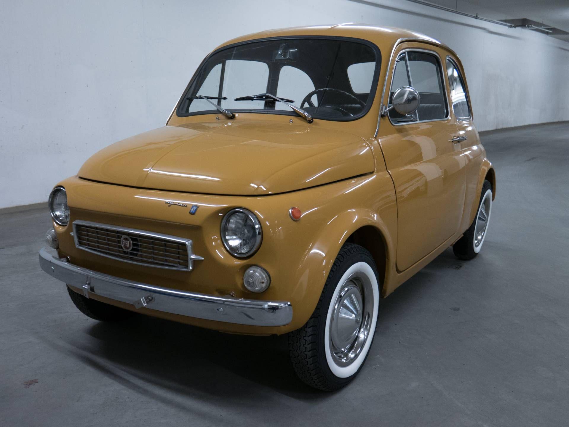 Fiat 500 Francis Lombardi My Car Tony Fiat 500 Auto D Epoca E