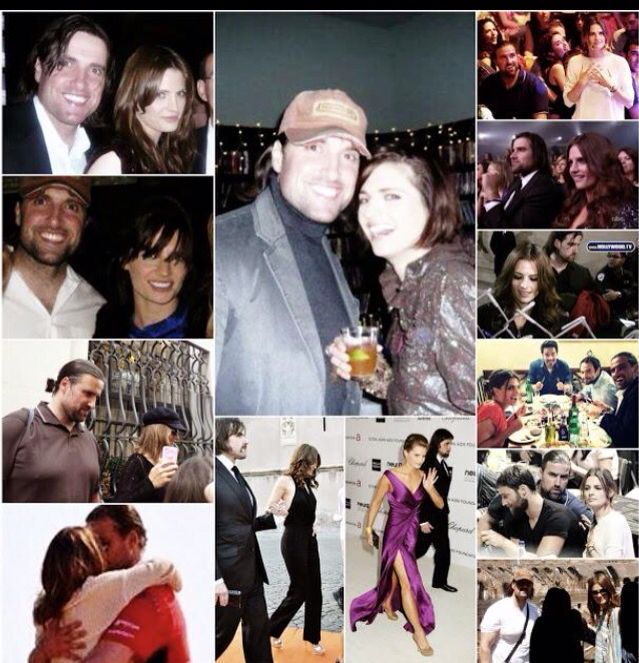 stana and kris stanas husband and other family members