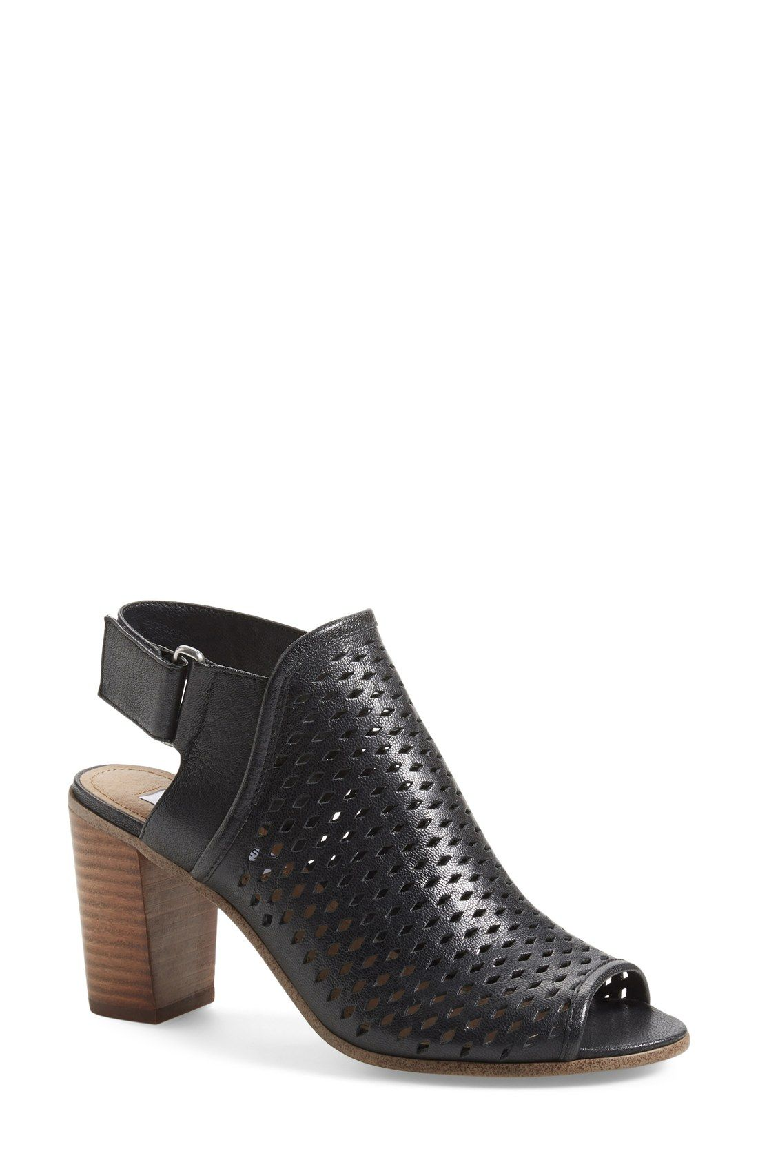 88be8eef7ad Steve Madden 'Nimbble' Perforated Slingback Sandal (Women)   Shoes ...