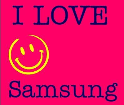 always & forever a Samsung girl
