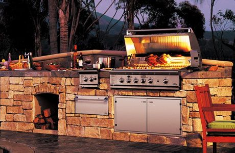 Top 5 Outdoor Kitchens Outdoor Kitchen Packages Bbq Guys Outdoor Kitchen Design Outdoor Kitchen Outdoor Bbq