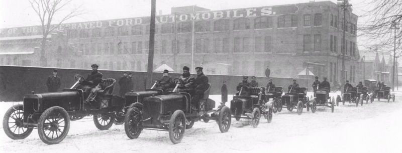 Model T Ford Forum: The Piquette Plant - May 1909