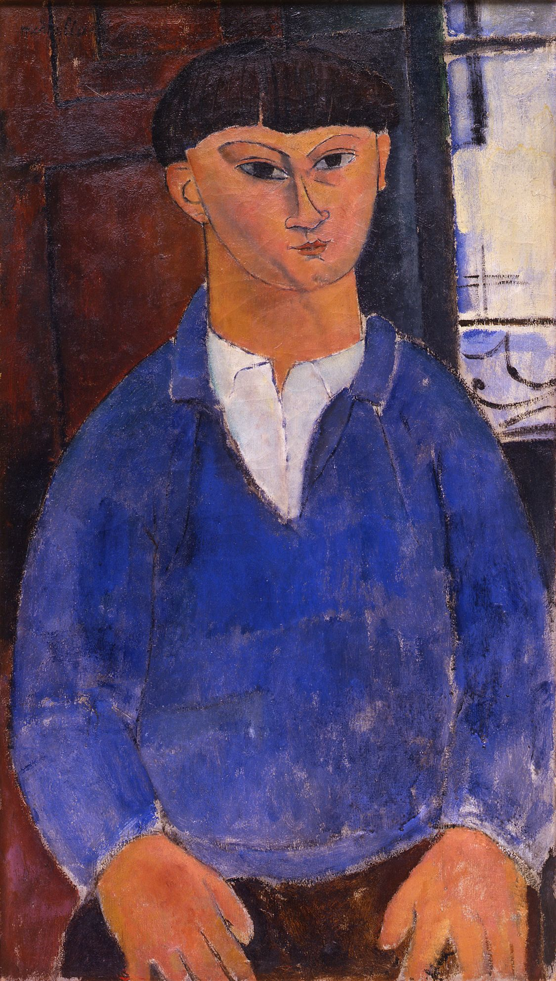 Artwork file SecretModigliani | Amédéo modigliani, Modigliani, L'art du  portrait