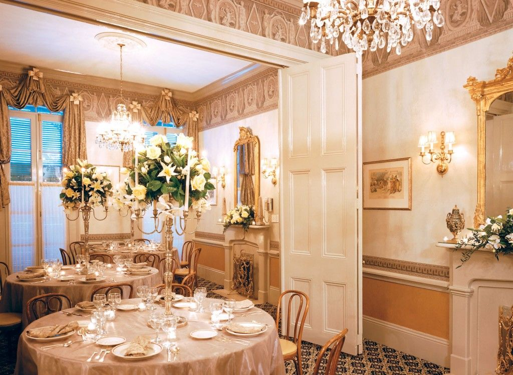 Arnaud S Romantic Dining Rooms Private Dining Room Dining Room