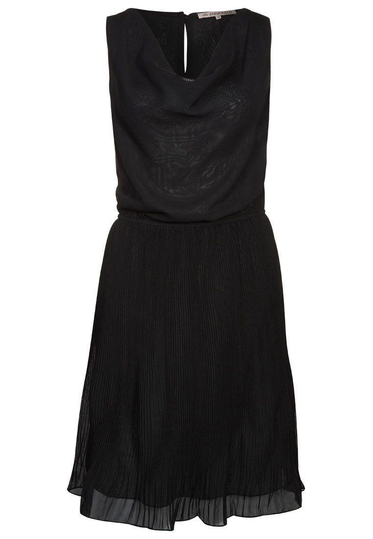 Anna field vestito elegante nero dresses pinterest anna