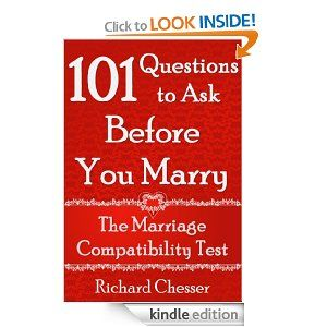 Compatibility test for married couples