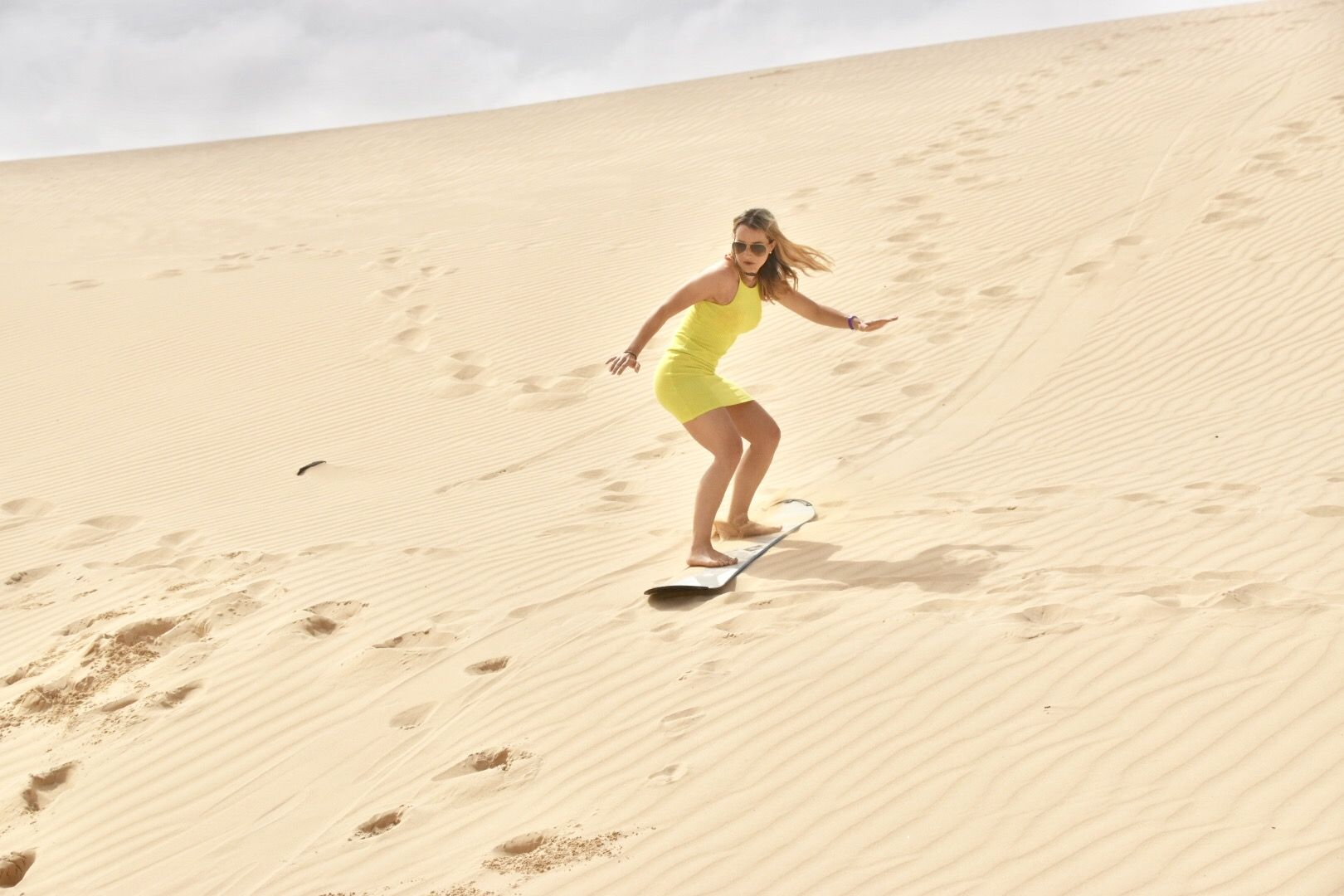 Boa Vista Cape Verde Sand Dunes Surfing Instagram