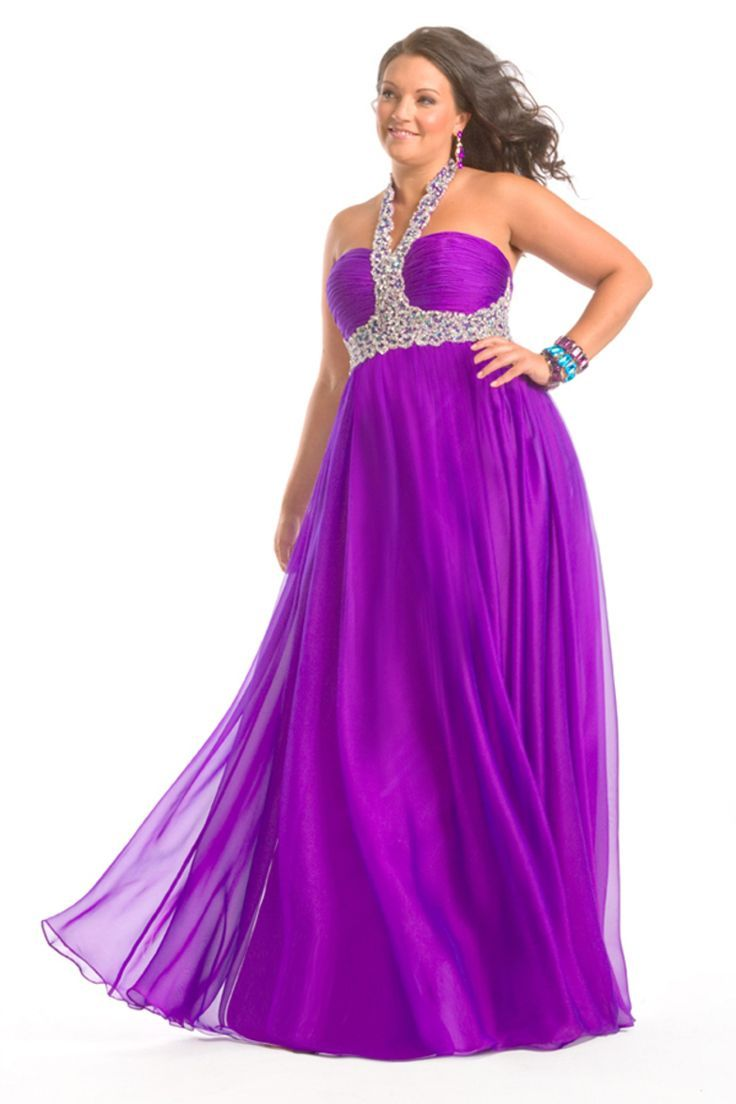 Vestidos de gala para gorditas | Vestidos de Fiesta | Pinterest ...