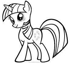 Koniki Pony Kolorowanki Szukaj W Google Darmowe Kolorowanki