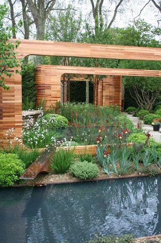 Amazing This Yearu0027s Homebase Garden Marks Well Known Garden Designer And TV  Personality Joe Swiftu0027s First Show Garden Design For RHS Chelsea.