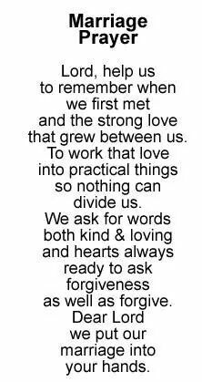 Pin By Beanie Kelly On Marriage Made In Heaven Marriage Prayer