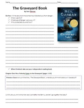 the graveyard book and coraline reading guides neil gaiman bundle rh pinterest com Examples Study Guide graveyard book study guide